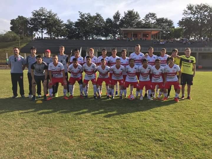 São Luiz estréia com derrota na segunda fase do estadual sub-17