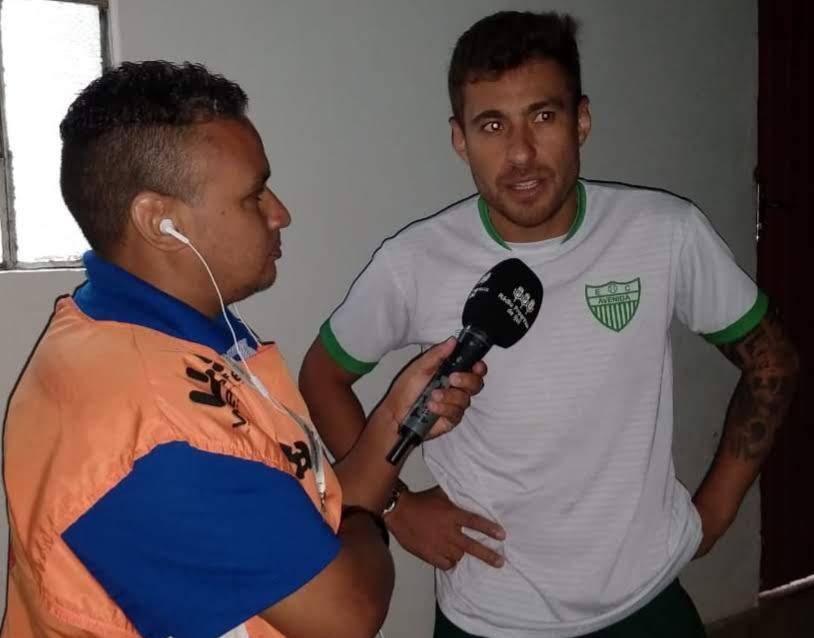 """Marcos Paraná: """"Seria uma honra voltar a defender o São Luiz"""""""