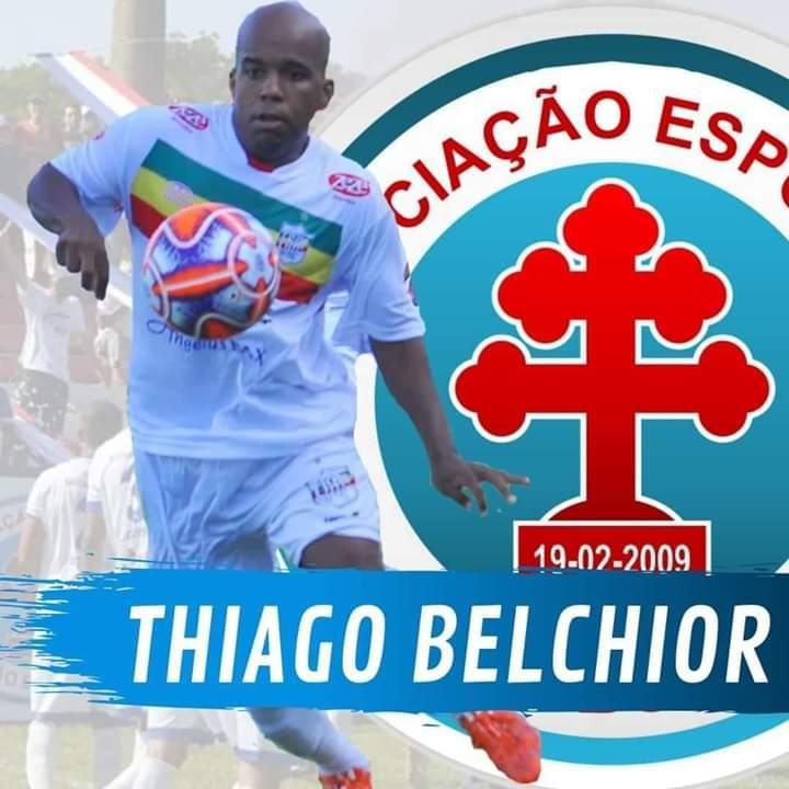 São Borja anuncia volante Tiago Mineiro