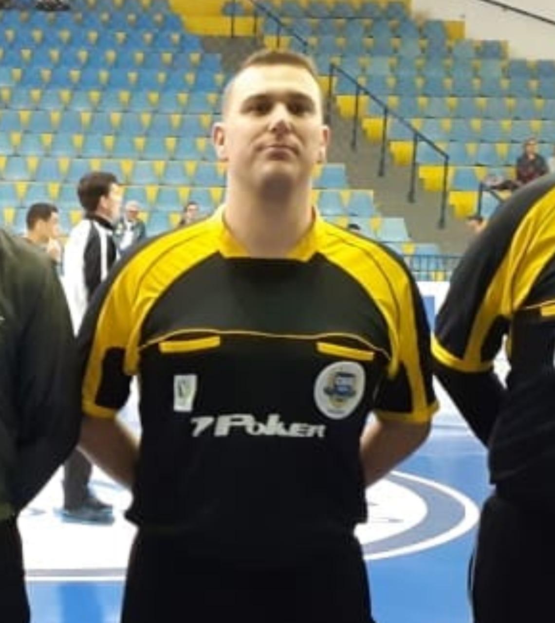 Definido árbitro da Copa dos Campeões de Futsal