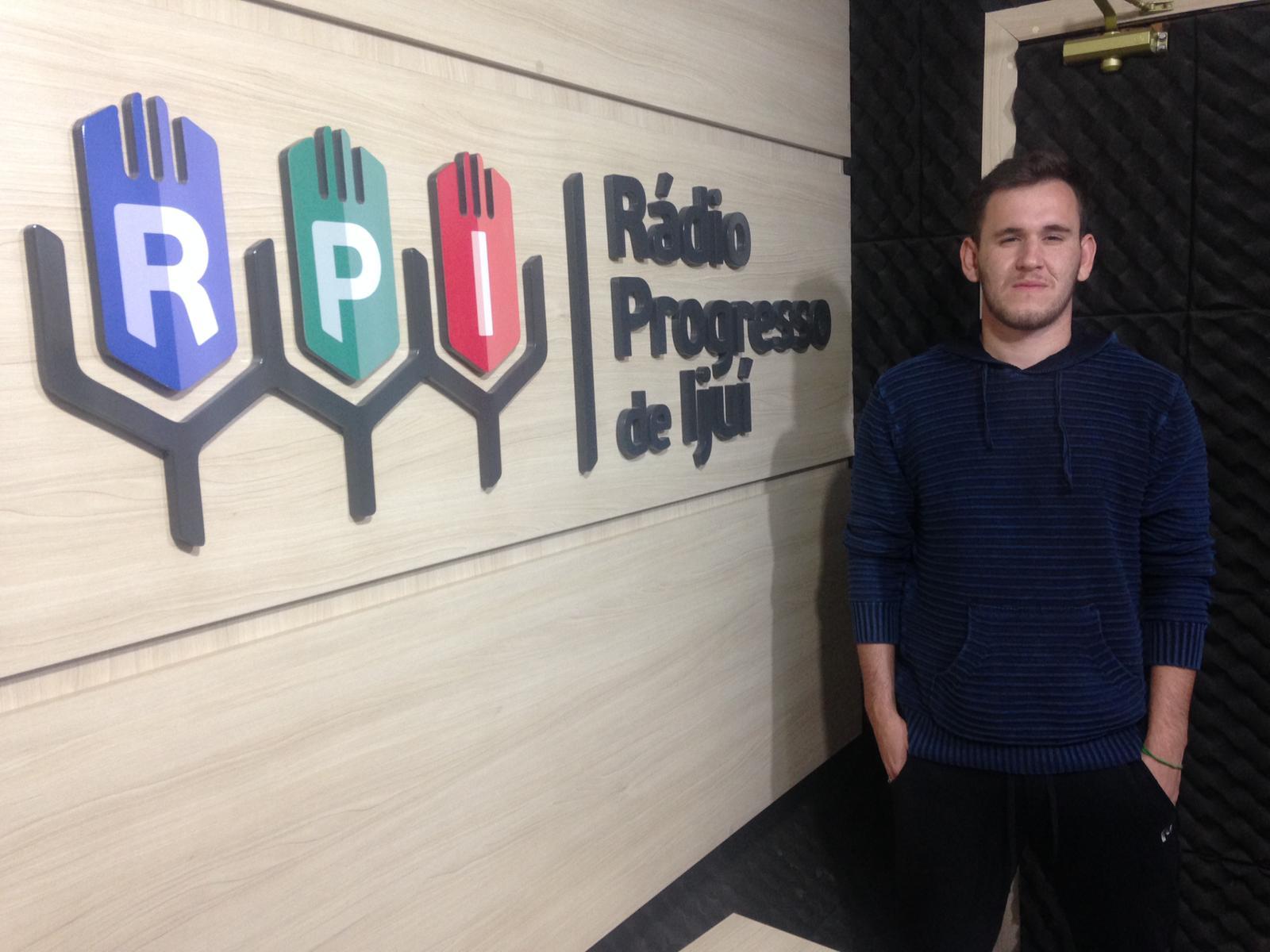 Entrevista com novo assessor de marketing do São Luiz