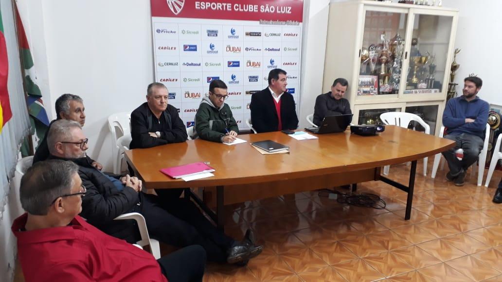 São Luiz buscará recursos para reforma e ampliação do Estádio 19 de Outubro