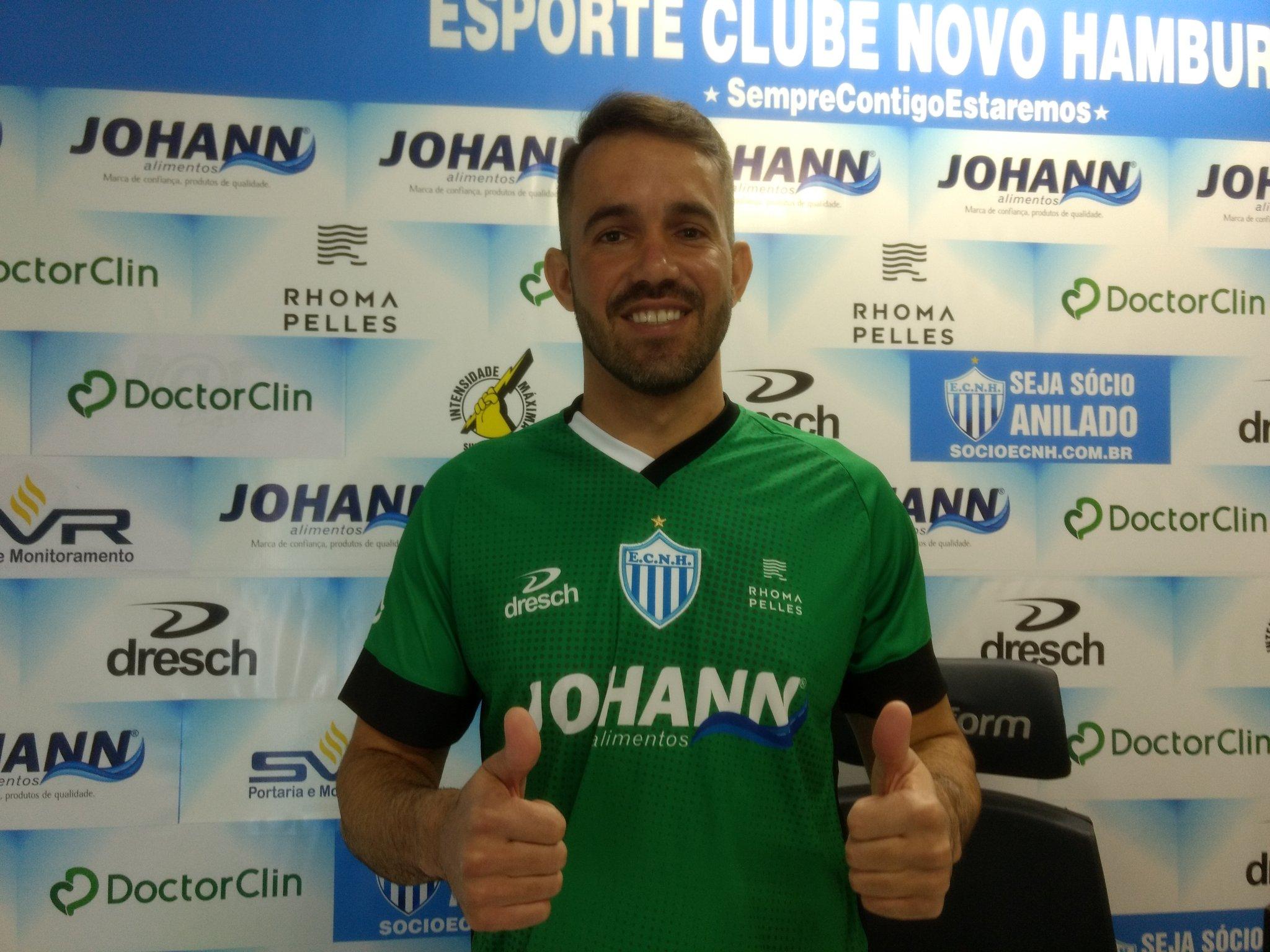 Novo Hamburgo anuncia primeiro reforço para Copa FGF