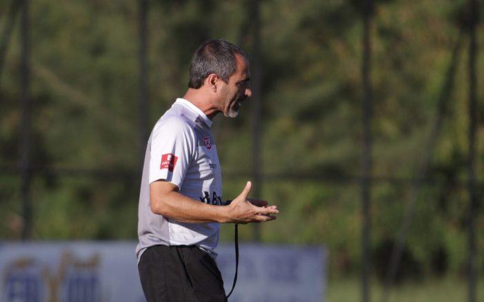 Rogério Zimermann não é mais técnico do Brasil-PEL