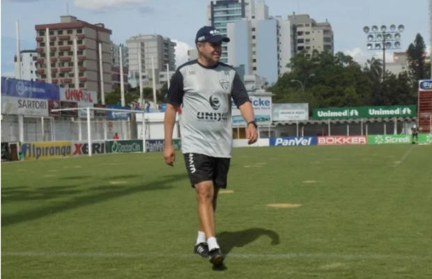 Paulo Henrique Marques é o novo técnico Ypiranga de Erechim