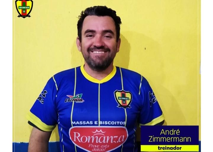 SER Cruz Alta anuncia saída do técnico André Zimmermann