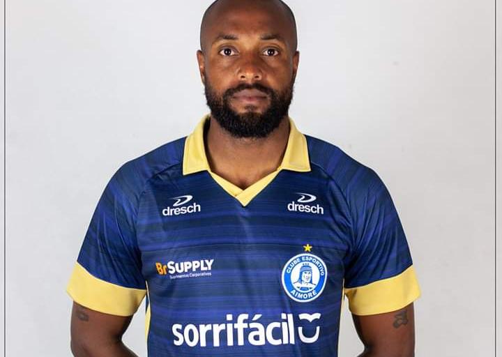 Entrevista com o goleiro Lúcio, anunciado pelo São Luiz