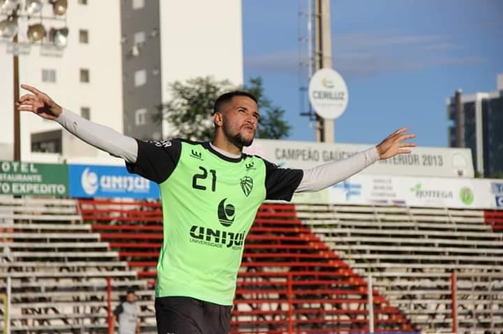 Zagueiro João Marcos vai retornar ao São Luiz
