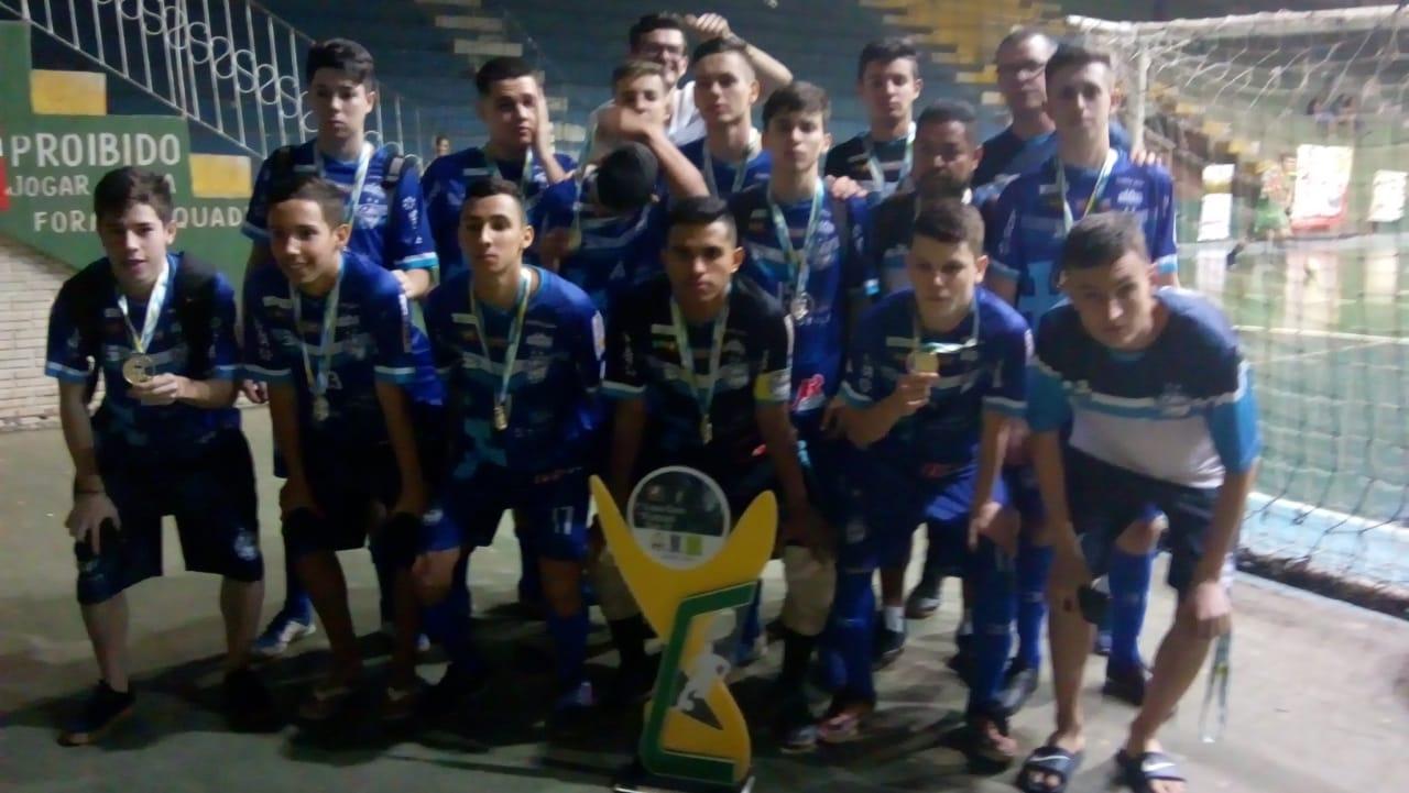 ASAF de Santo Ângelo conquista Primeira Copa Ouro de Futsal