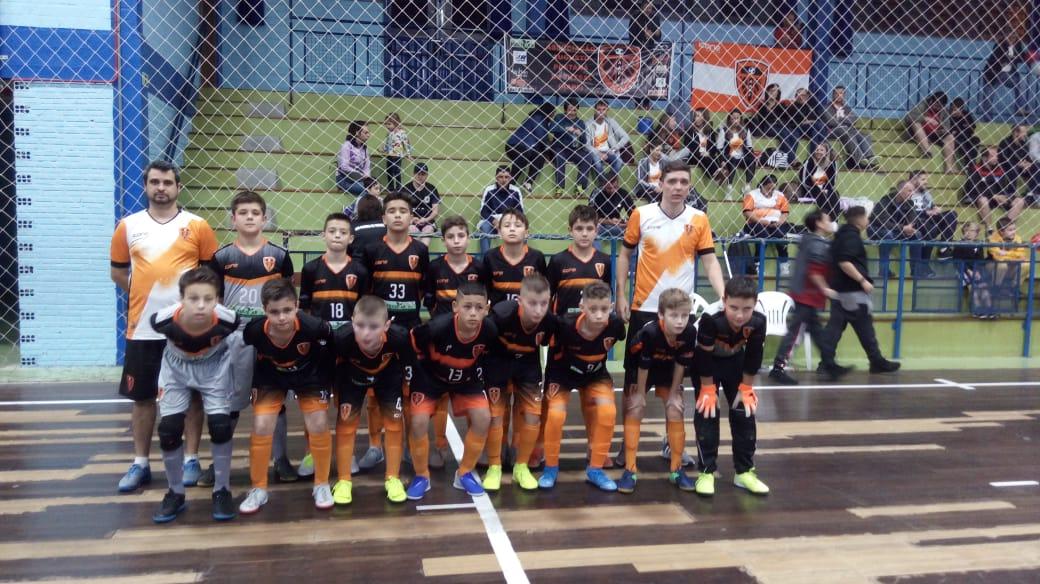 AAPF empata e precisa de uma vitória para ir a semifinal da Liga Gaúcha sub-11