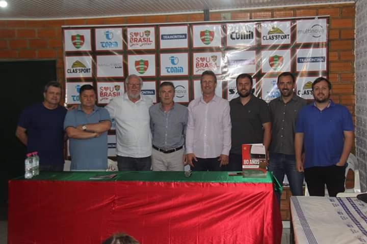 Elenir Bonetto é reeleito presidente do Brasil-FA para 2020