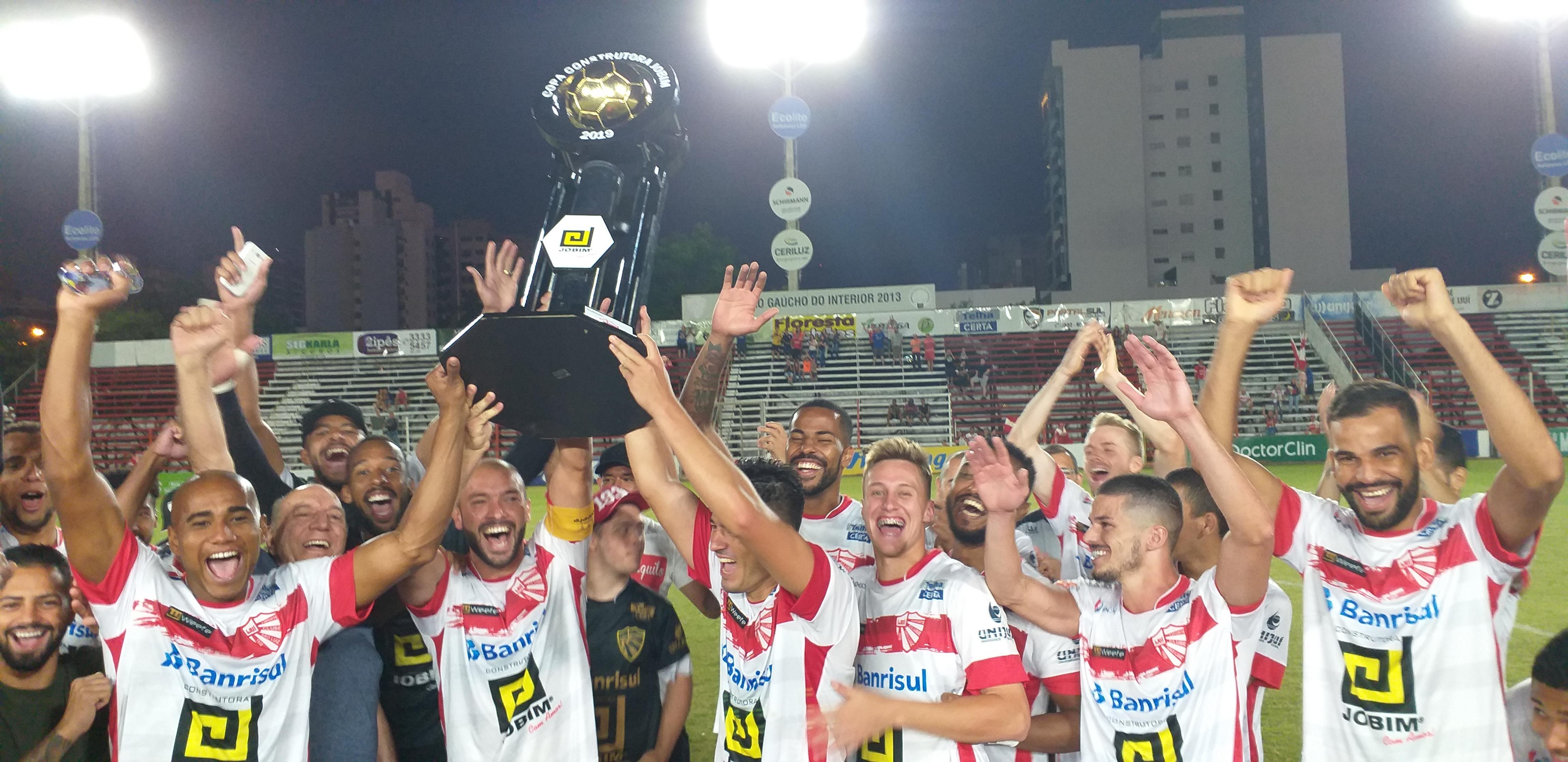 São Luiz conquista torneio triangular realizado em Ijuí