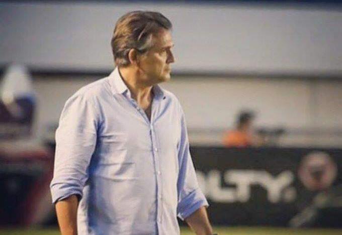 Luis Carlos Winck é o novo técnico do Pelotas
