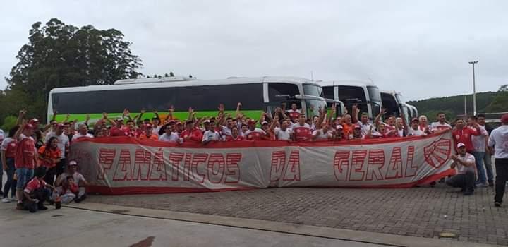 Fanáticos da Geral promove evento para custear viagem a Bento Gonçalves