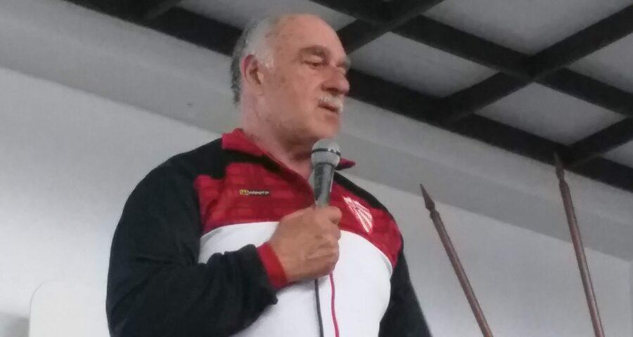 Lauro Gracia é o nome mais cotado para assumir a presidência do São Luiz