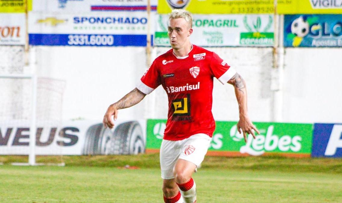 Lateral Duda volta para a Finlândia e pode retornar ao São Luiz para a Série D