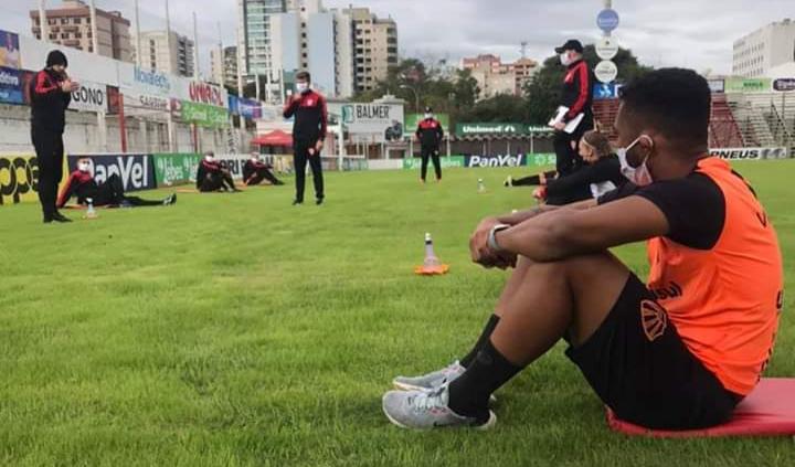 Após reapresentação, São Luiz encerra primeiro fim de semana de treinos