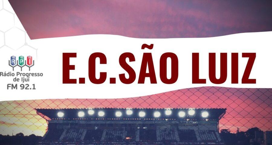 Treinos físicos em quadra sintética marcam o dia do São Luiz