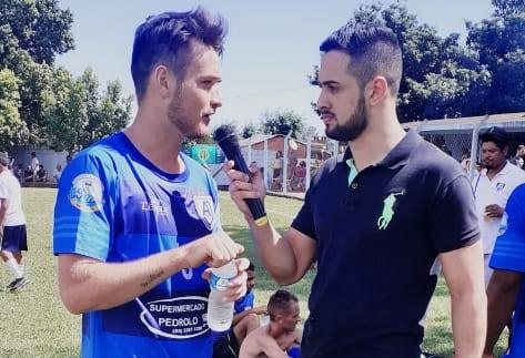 """""""Estamos aprendendo a dar valor aos pequenos detalhes"""", diz atleta do futebol amador de Ijuí"""