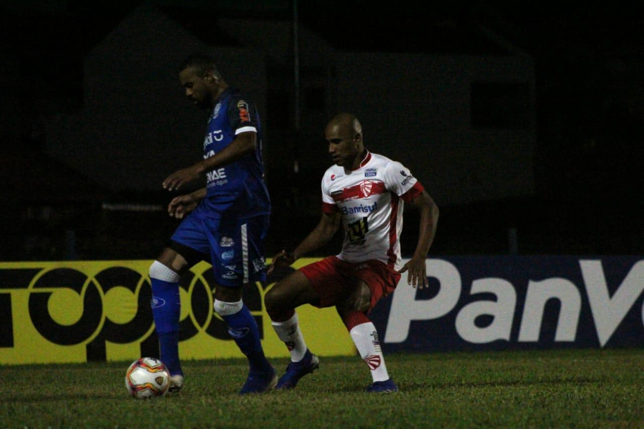 São Luiz empata com o Aimoré e segue com chances de classificação