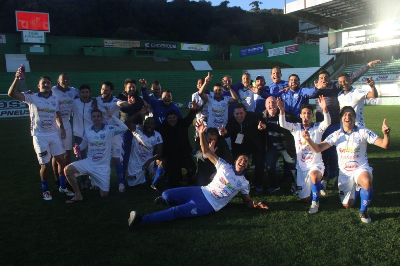 Esportivo conquista o título do Interior após 33 anos