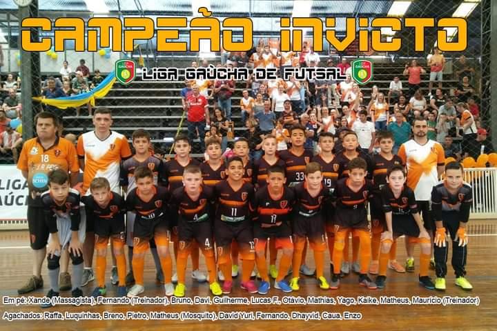 AAPF confirma participação na Taça Brasil