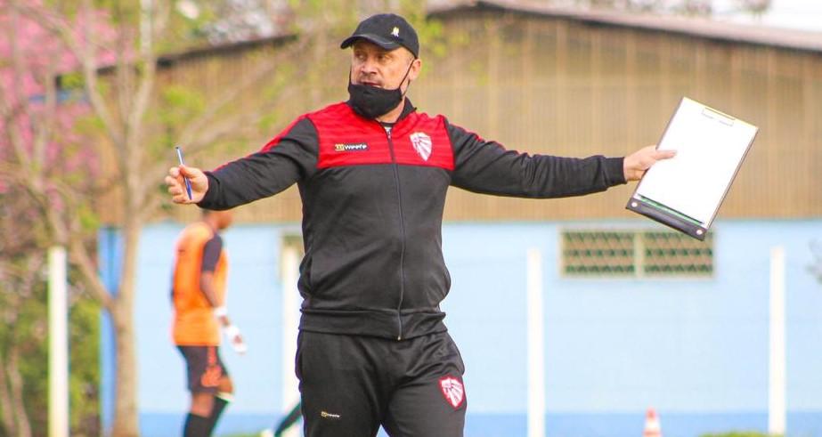 Auxiliar técnico do São Luiz avalia pré-temporada e projeta série D nacional