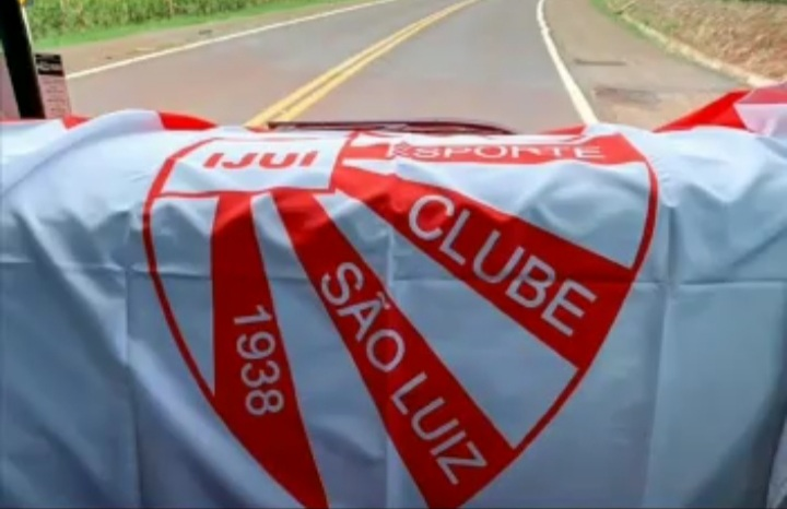 Esporte Clube São Luiz ficará uma semana longe de Ijuí
