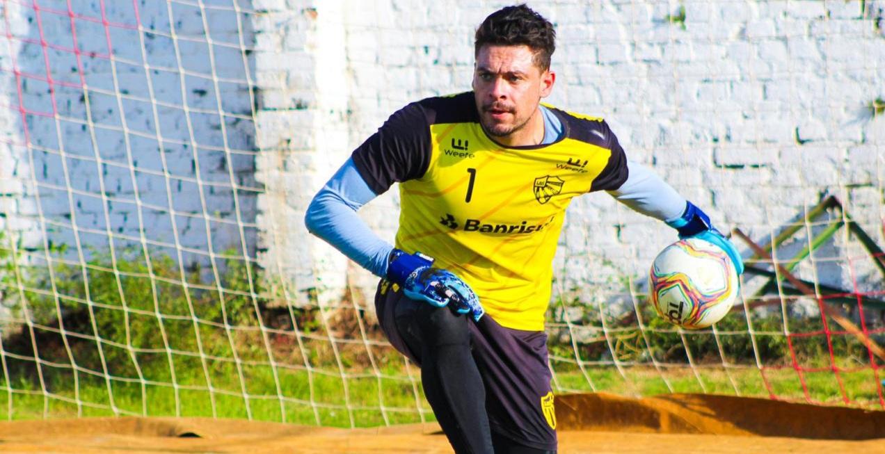 Rafael Roballo está entre os 5 goleiros que não sofreu gols na série D