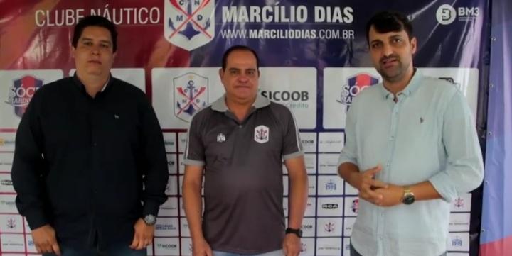 Integrante do grupo do São Luiz, Marcílio Dias troca comando técnico