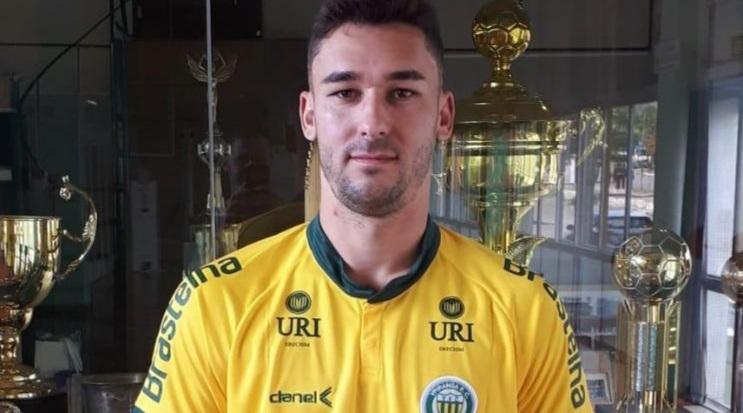 Ex-São Luiz, Ricardo Thalheimer é o novo reforço do Ypiranga