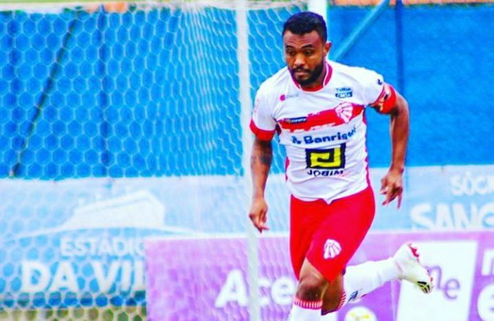 Zagueiro do São Luiz, Sílvio, aparece na seleção da primeira rodada da série D
