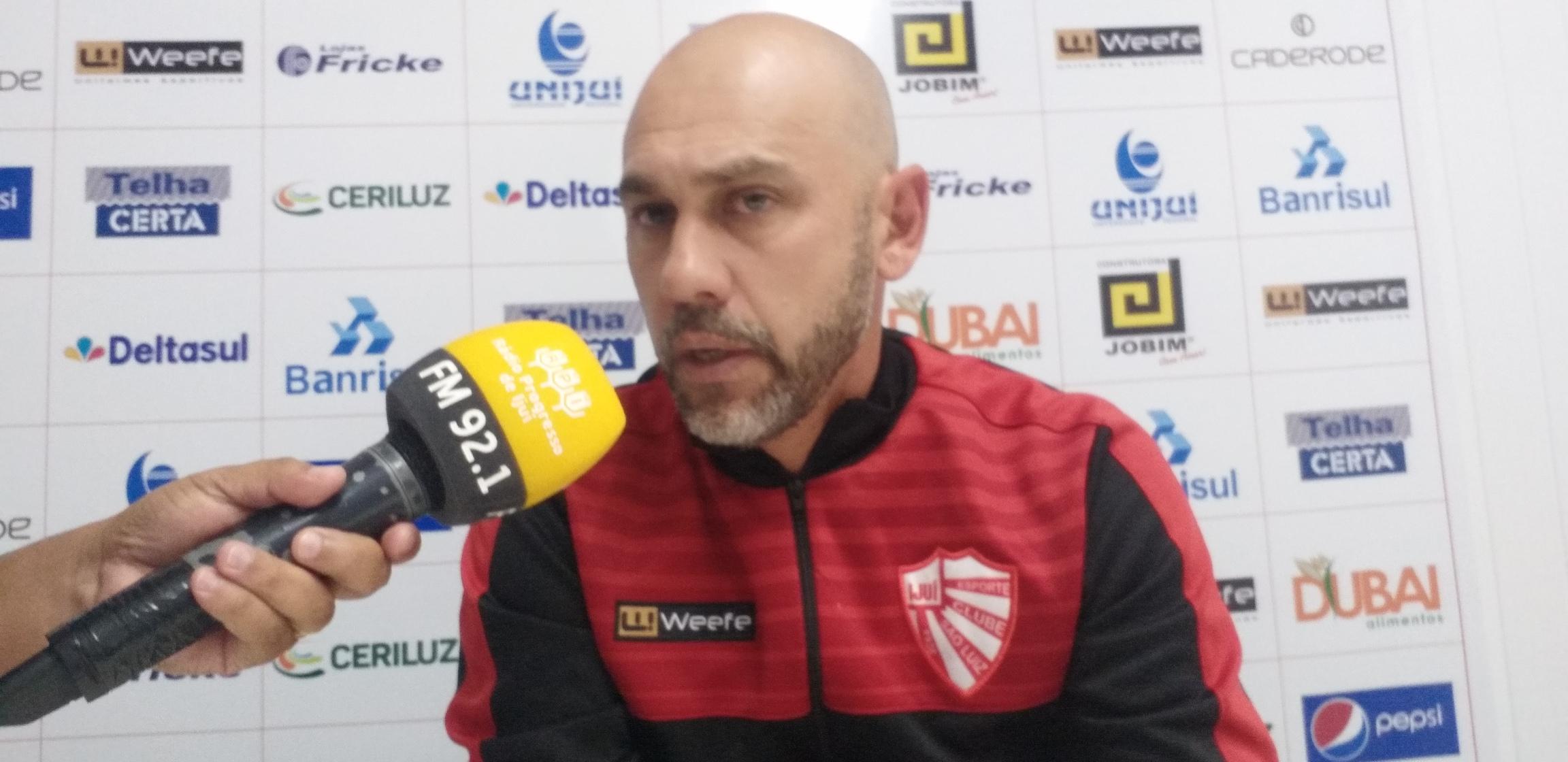 """""""O que aconteceu em São Caetano foi uma covardia com as demais equipes"""", opina técnico Picolli"""