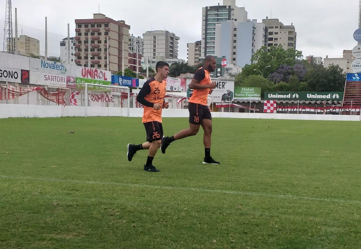 São Luiz encaminhado para enfrentar o Pelotas
