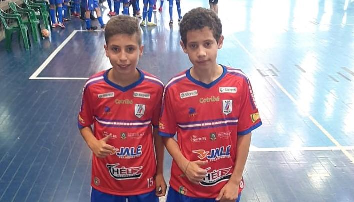 Destaques da AAPF, estreiam na Liga Gaúcha de Futsal pela ASIF