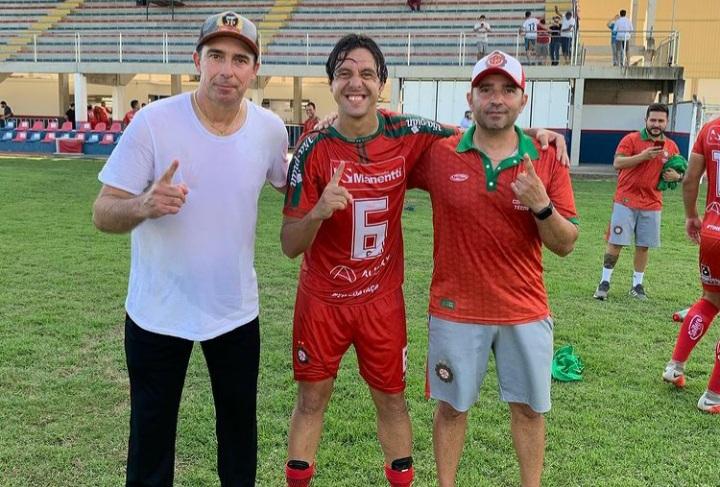 Trio ijuiense conquista o acesso à elite do futebol catarinense