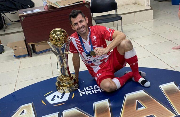 Zagueiro ijuiense, ex-São Luiz, conquista campeonato da Nicarágua