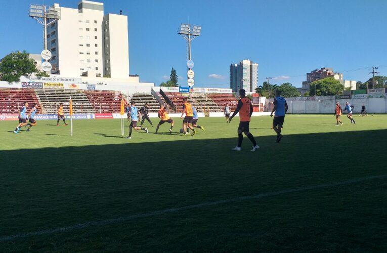 CBF antecipa Aparecidense e São Luiz para às 16 horas