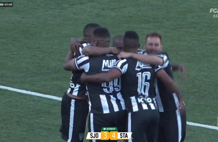 Santa Cruz conquista a Copinha e vai disputar a Copa do Brasil em 2021