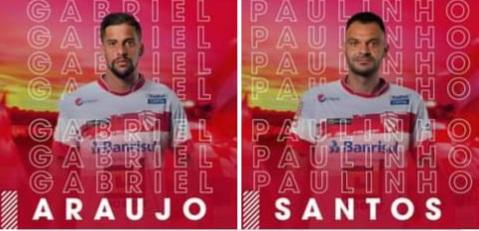 São Luiz anuncia mais duas renovações para o campeonato gaúcho