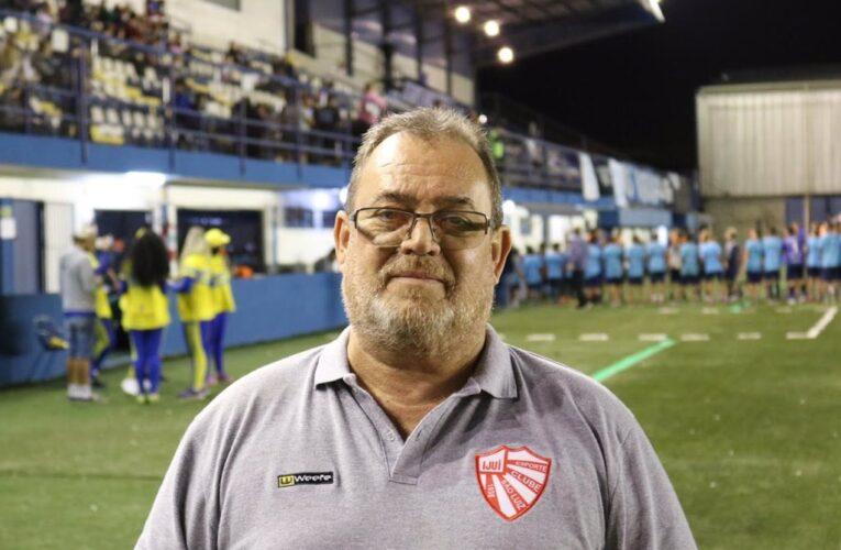 Ex-vice presidente do São Luiz morre por complicações da covid-19