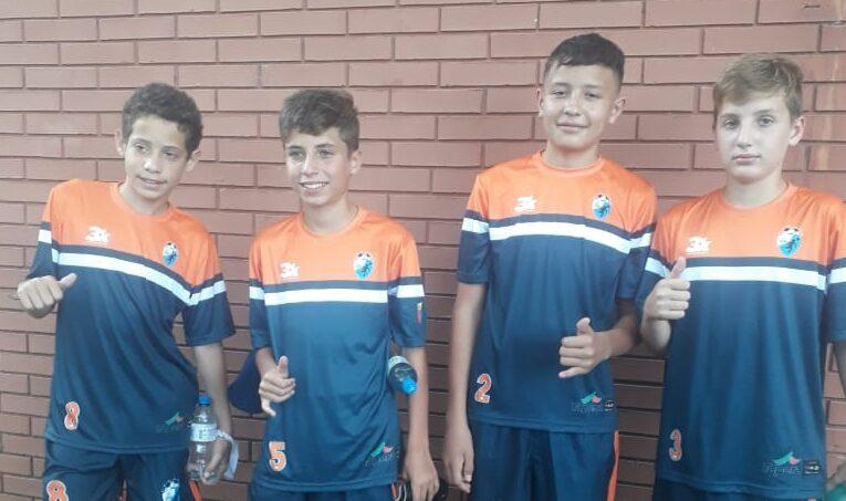 ADAJ de Tapera estréia com duas vitórias na Copa TG
