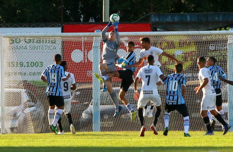 Confira os jogadores do Sub-20 que o Grêmio está emprestando para o São Luiz