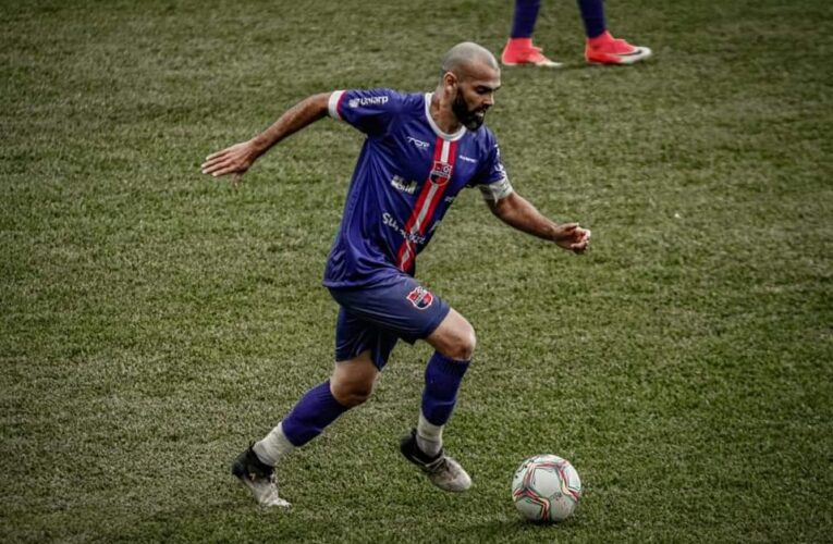 Ex-lateral do São Luiz anuncia aposentadoria