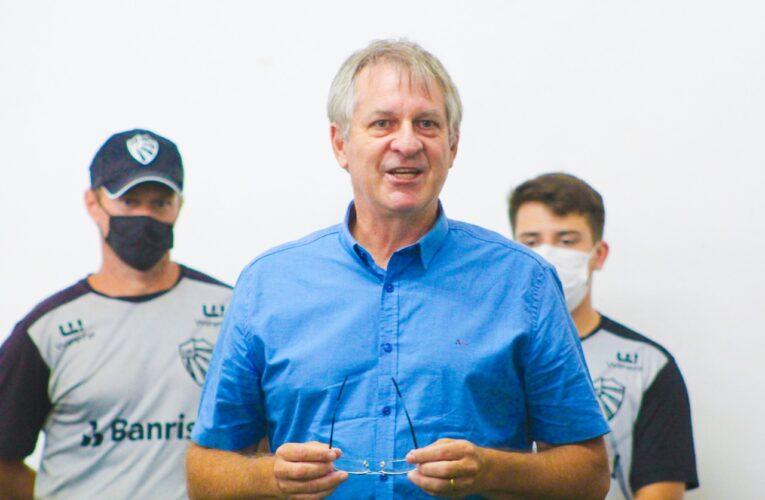 São Luiz começa oficialmente a temporada 2021