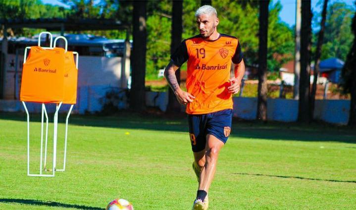Zagueiro Rafael Goiano fala do desafio de defender o São Luiz