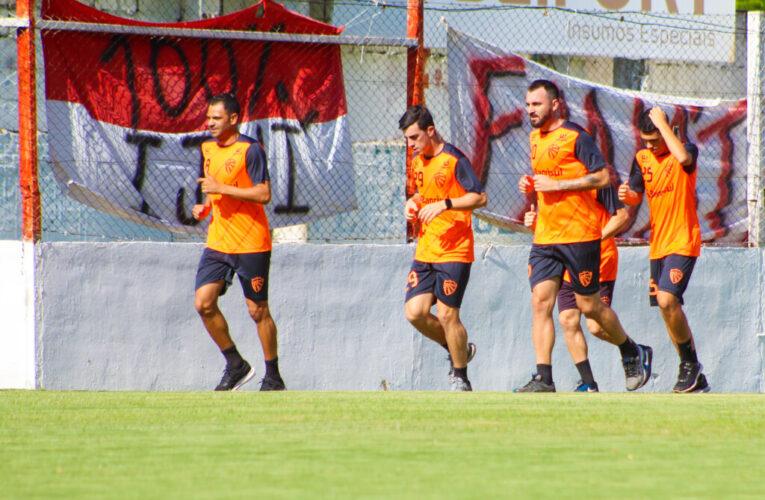São Luiz começa preparação física com parte do elenco