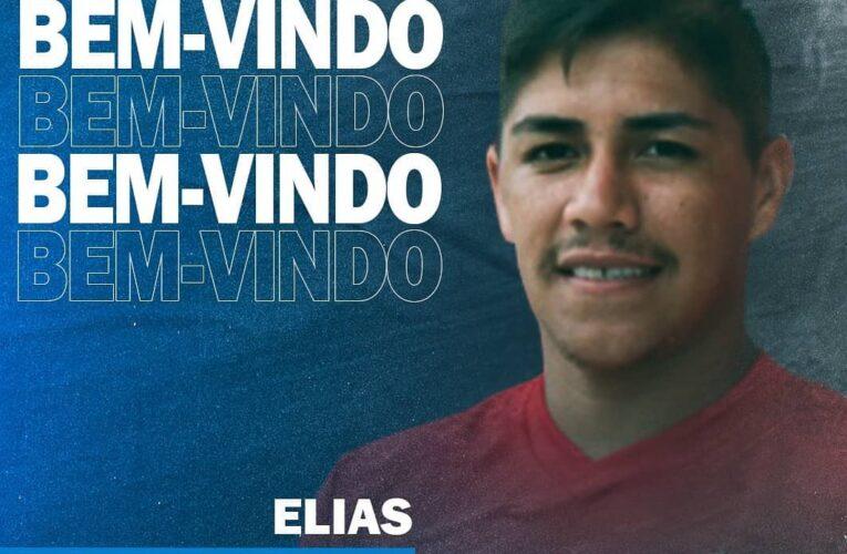 Novo Hamburgo anuncia atacante Elias, ex-São Luiz