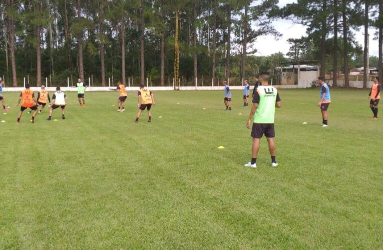 Com novidade, São Luiz começa a segunda semana de pré-temporada