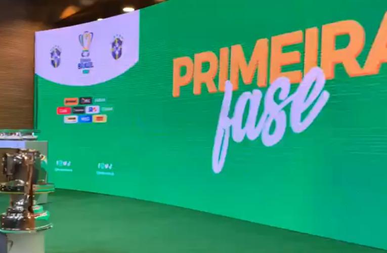 CBF realiza sorteio dos duelos da Copa do Brasil; confira quem os gaúchos vão enfrentar